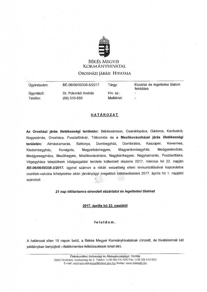 ebzárlat és legeltetési tilalom feloldása-page-001