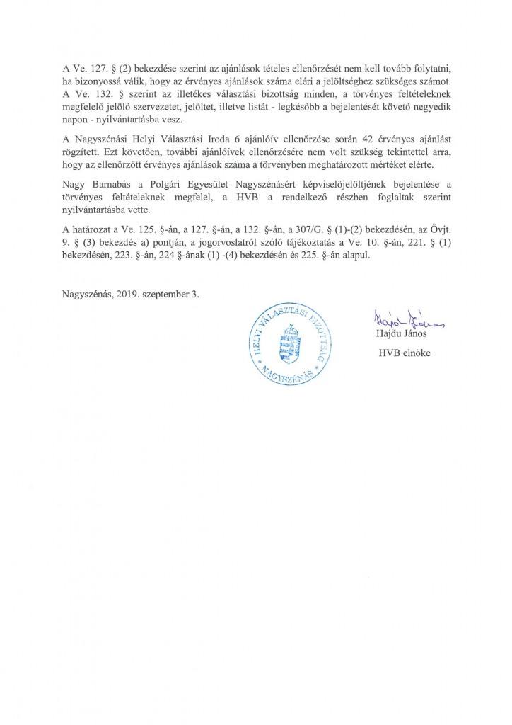 HVB határozatok-10
