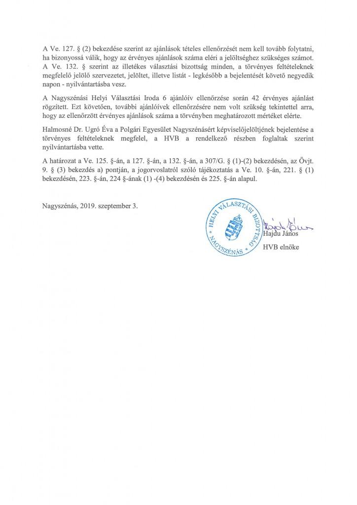 HVB határozatok-12