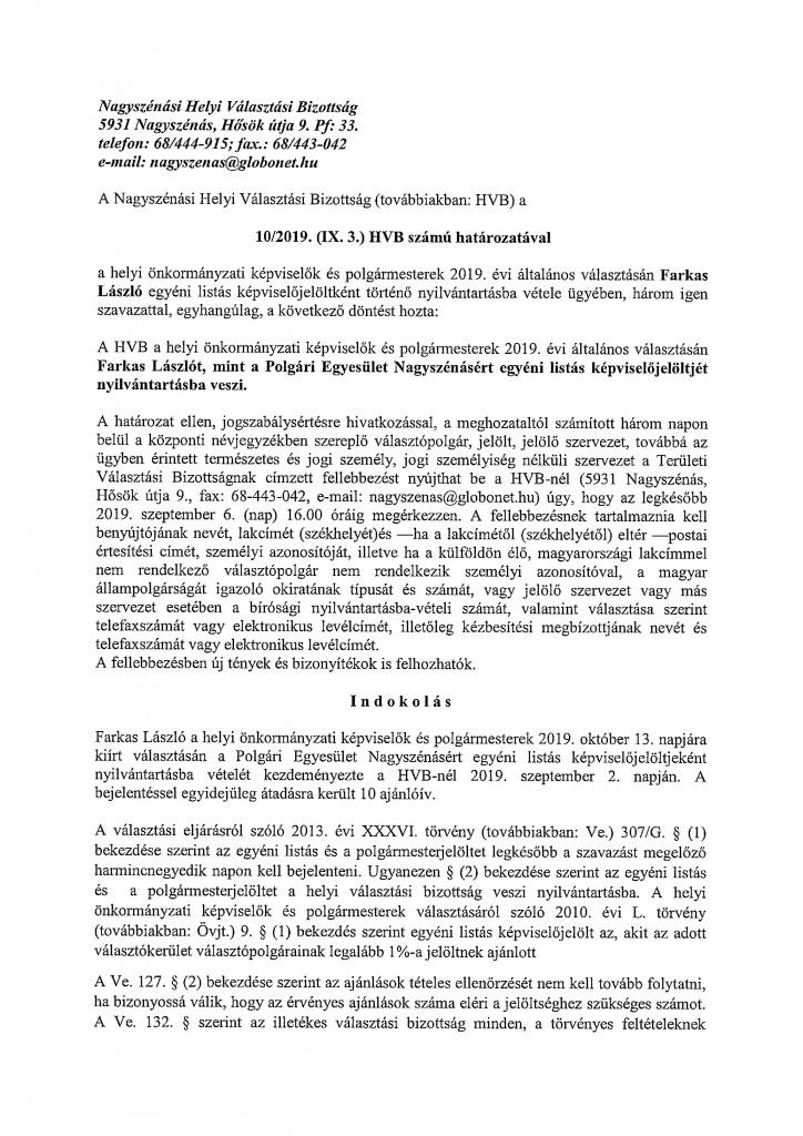 HVB határozatok-15