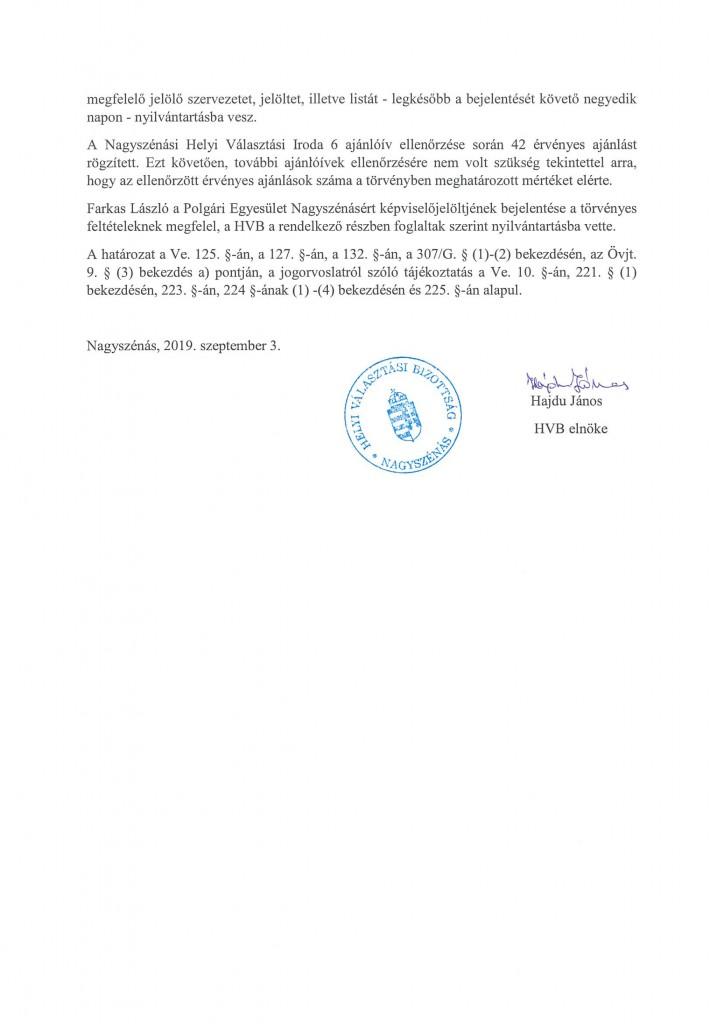 HVB határozatok-16