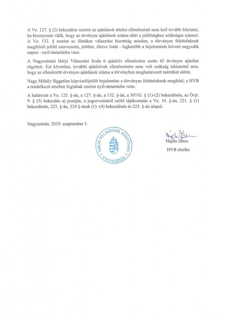 HVB határozatok-22