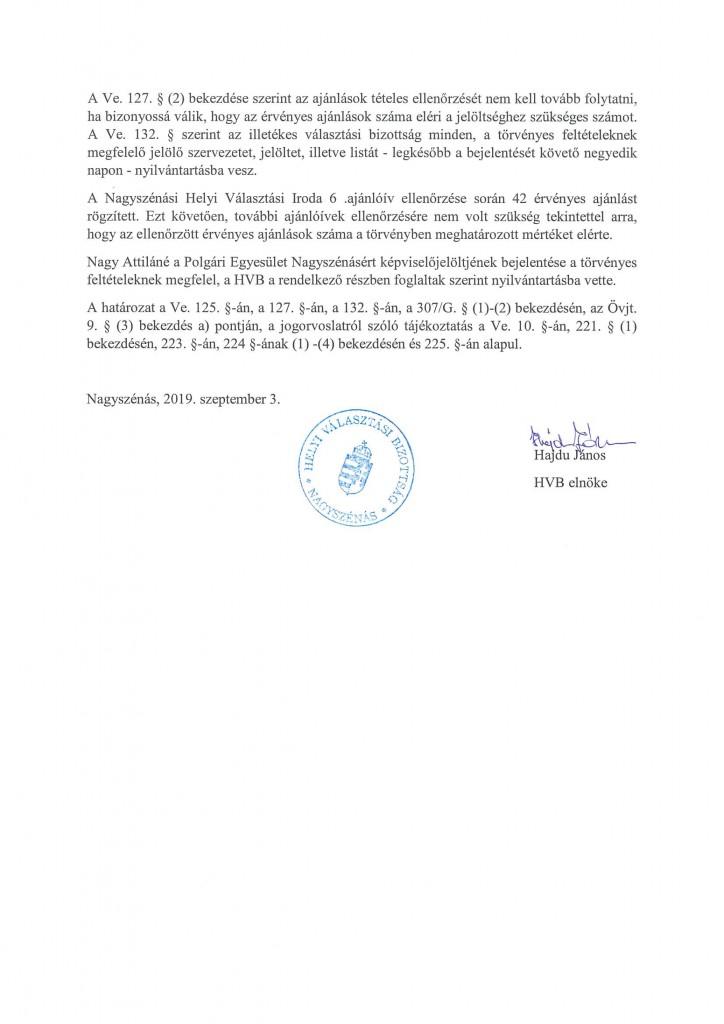 HVB határozatok-6