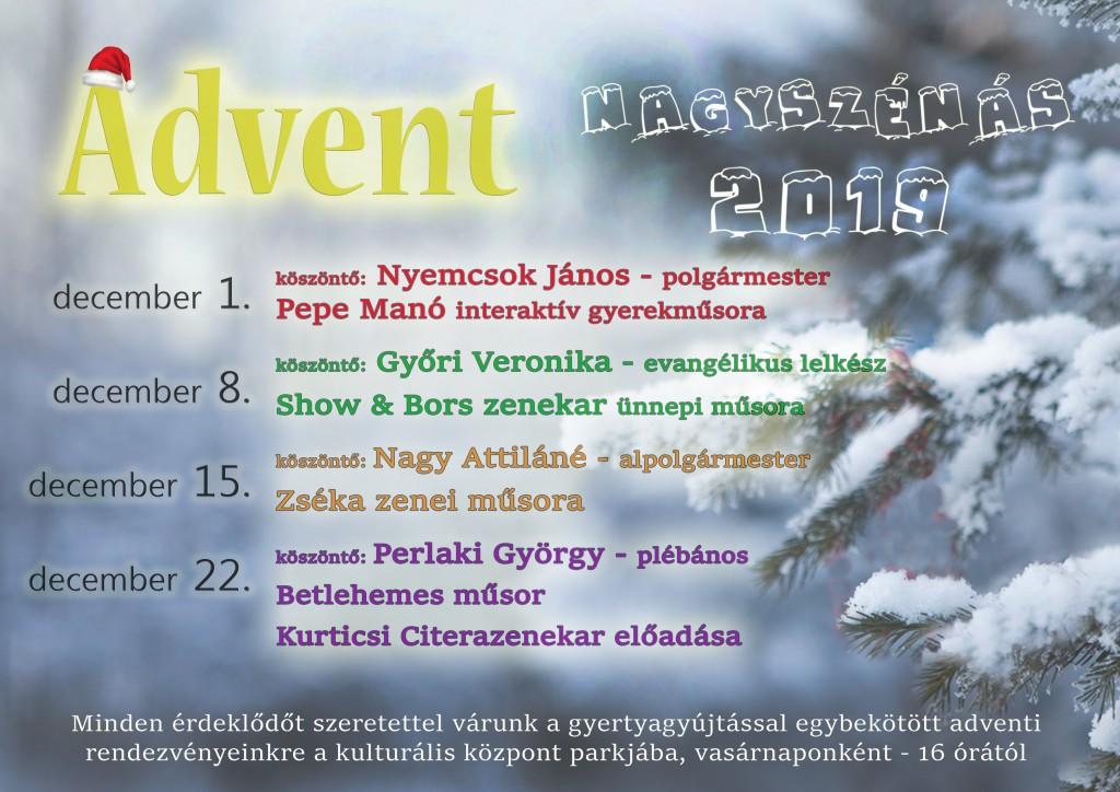 Advent – 2019