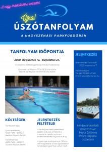 ÚszótanfolyamNagyszénás3turnus 2020