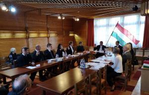 Alakuló testületi ülés - 2019. október 23.