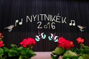 Nyitnikék Népzenei Találkozó - 2016.